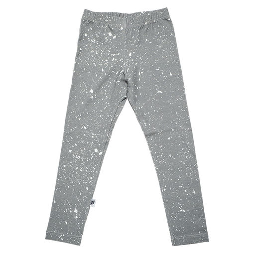 Ink of miracles  leggings, whitegray